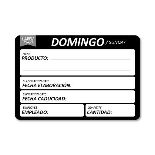 escritura manual domingo