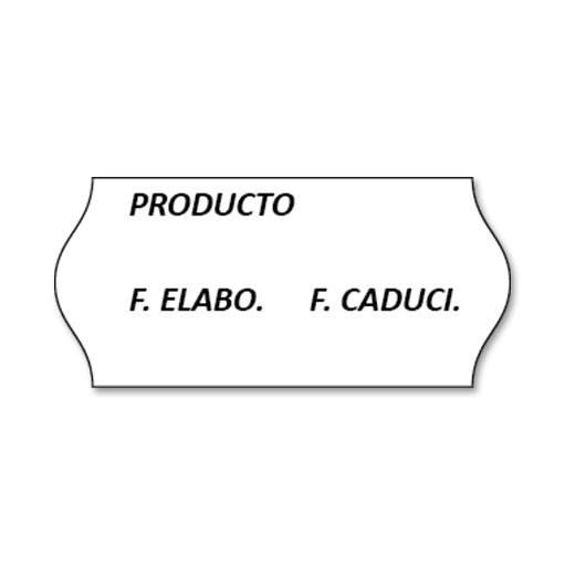 etiquetas fechadora FE0013