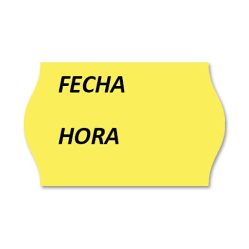 etiquetas fechadora FE0014