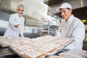 Soluciones de identificación a medida para Caterings y Colectividades