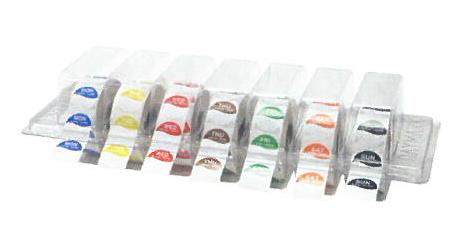 dispensadors - etiquetas - adhesivas