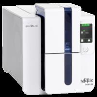 impresora tarjeta plastica - ediko duplex- labelfood