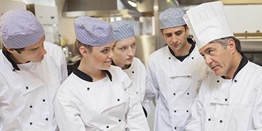 servicios - formación en cocina